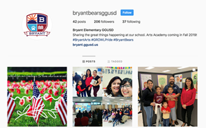 Follow Bryant on Twitter to Stay Connected with the Great Things Happening at Our School - article thumnail image