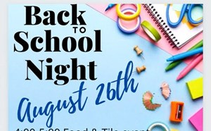 Back to School Night 2021 - article thumnail image